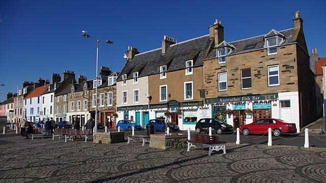 Fife anstruther