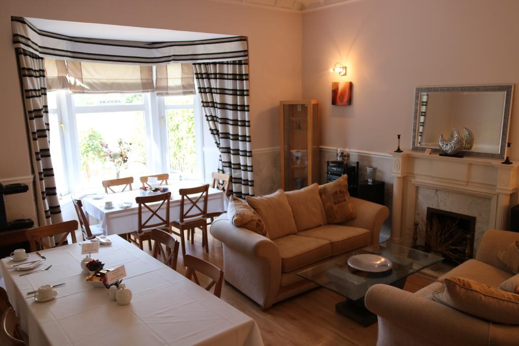 edimburgo low cost dalmore guest house
