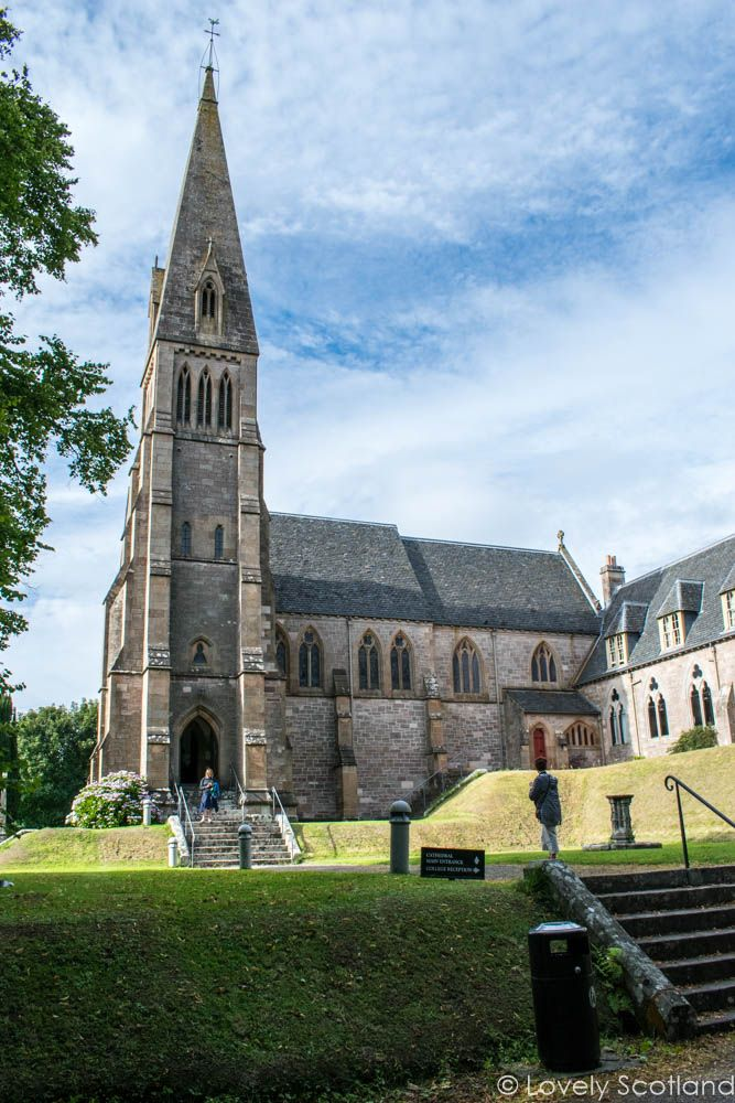 Great Cumbrae cathedral