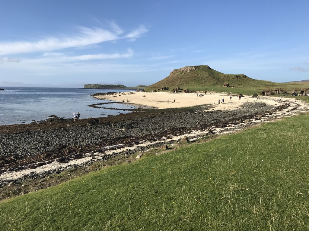 outlaw king coral beach