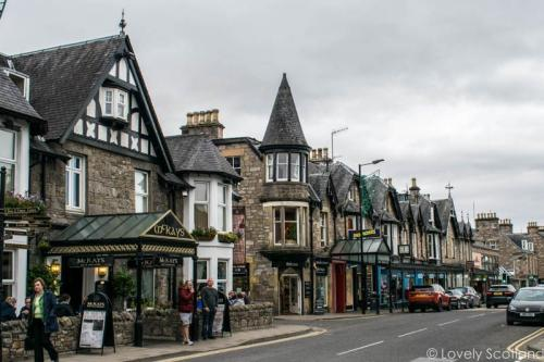 Pitlochry calle principal